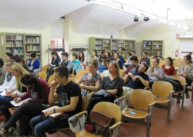 Seminario Università di Bologna (13/04/2016)