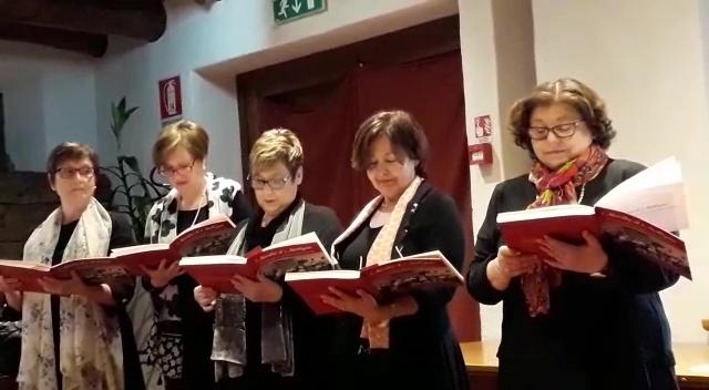 Video Presentazione Volume Maestre di Montagna al Ristorante La Brace
