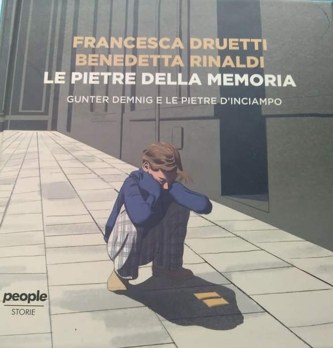 Le pietre della memoria (copertina)